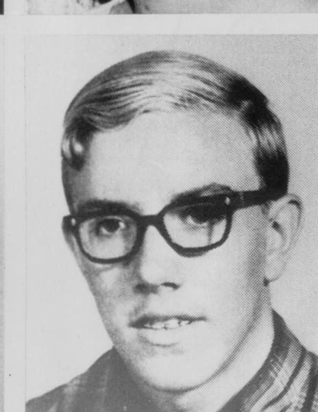 Three members of the Gordon B. Wolcott family were found shot to death early Aug. 5, 1967. James Wolcott, 15, shot his parents, Gordon and Elizabeth, and his sister, also named Elizabeth, who was 17 years old.
