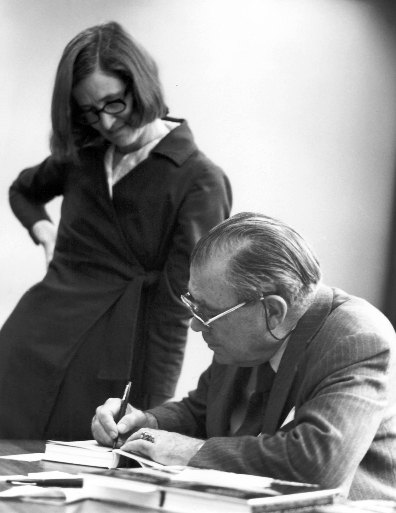 Natalie de Blois was an associate partner at Chicago architecture firm Skidmore, Owings & Merrill in the 1960s.