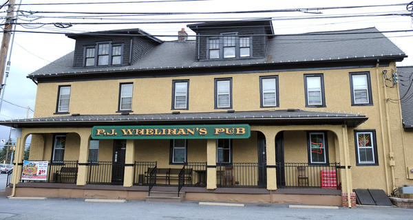 P.J. Whelihan's located at 4595 Broadway in South Whitehall.