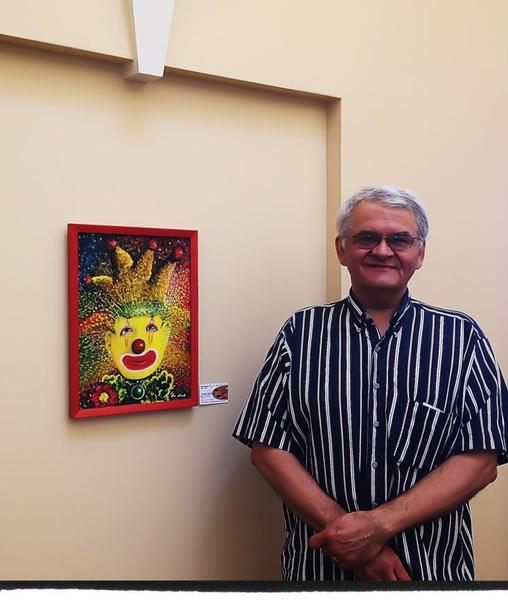 Dan Clark will offer a painting demonstration Friday, Aug. 9, at the Petoskey library.