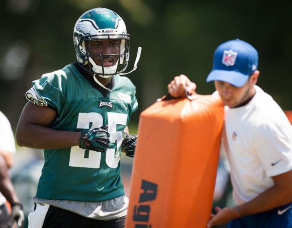 Philadelphia Eagles running back LeSean McCoy said his relationship with Riley Cooper has changed.
