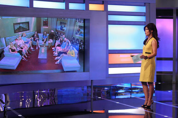 'Big Brother' live eviction #5
