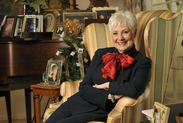"Shirley Jones published ""Shirley Jones: A Memoir"" in July."