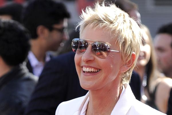 Ellen DeGeneres is set to host the Oscars for a second time. (