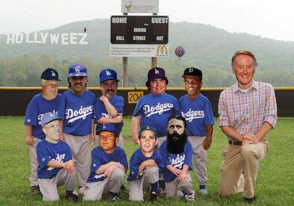 Brian Wilson has an active imagination.