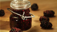 Making jam: How to tell when it's jelled; how to store it