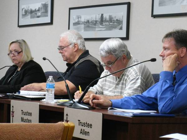 Winfield's village board voted to repeal a zoning change that woud've turned parts of Roosevelt Road from residential to commercial.