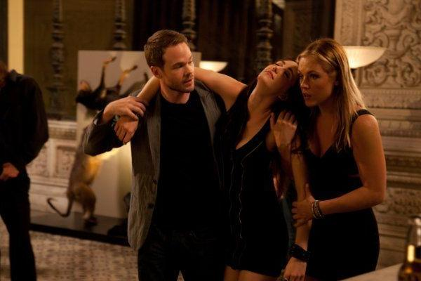 "Shawn Ashmore, Madeline Zima and Agnes Bruckner in ""Breaking the Girls."""