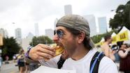 Lolla's food lineup boasts impressive names