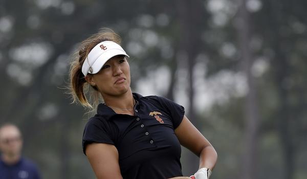USC's Annie Park will take part in next week's U.S. Women's Amateur golf championship.