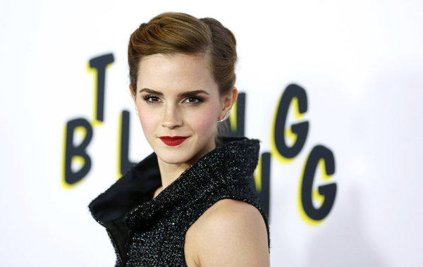 "Emma Watson says that she felt a ""a sense of paralysis and stage fright for a while"" when people wondered if she would still have a career after ""Harry Potter."""
