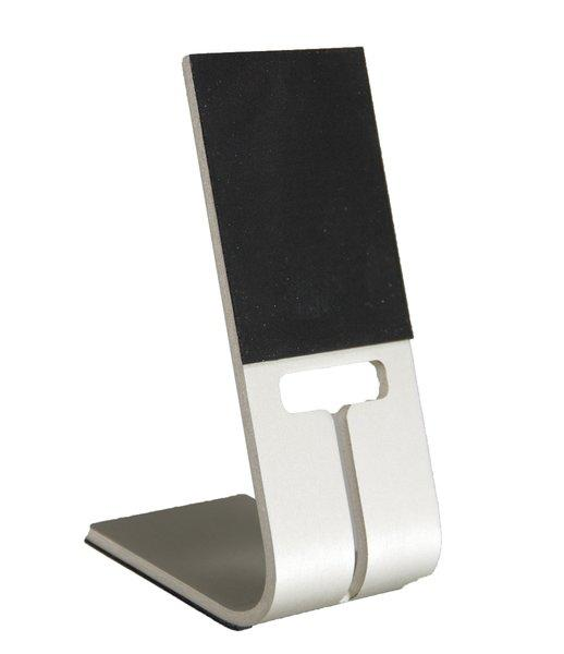 This Bracketron stand keeps your mobile device pointed in the right direction.
