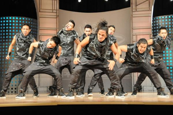A hip hop crew from the Philippines competes in the 2012 world championships in Las Vegas. The 2013 competition finals are Sunday.