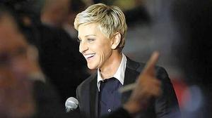 Ellen DeGeneres as Oscar host: The safe choice; the right choice