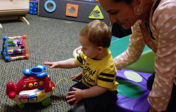 Single mom Beth Capper, who gets help from a nonprofit group to help pay for her son's diapers, garnered little sympathy from readers.