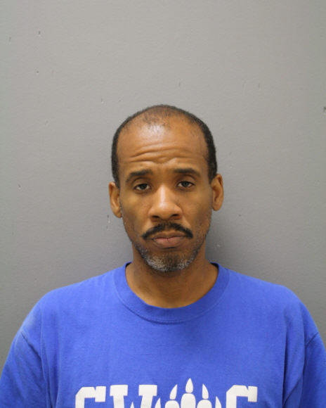 Martin McKinney,40, charged with the criminal sexual abuse of a relative who was under the age of 18.