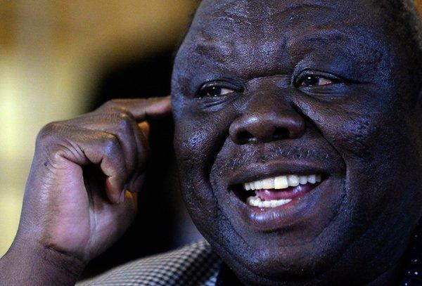 Zimbabwean Prime Minister Morgan Tsvangirai said his party had evidence of massive rigging in the election that official results showed him losing to President Robert Mugabe by more than 35 percentage points.