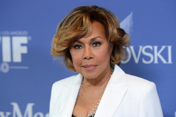 "Diahann Carroll in June 2013 at Women in Film's Crystal   Lucy Awards. Carroll will star opposite Denzel Washington in a 2014 Broadway revival of ""A Raisin in the Sun."""