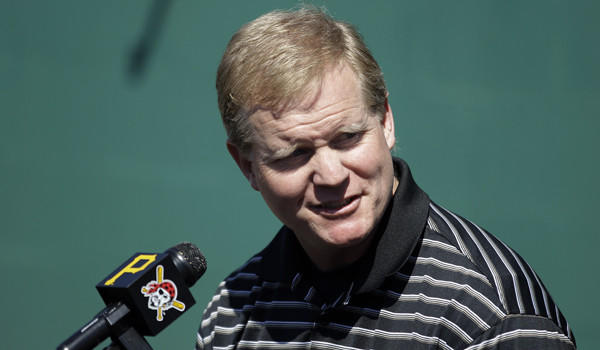 """Pittsburgh Pirates General Manager Neal Huntington didn't want to make an """"insane"""" acquisition."""