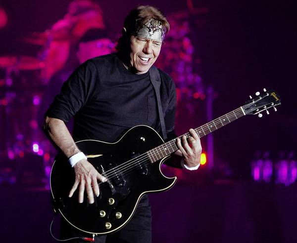 George Thorogood and the Destroyers return to Bethlehem to play Musikfest's Sands Steel Stage Aug. 6.