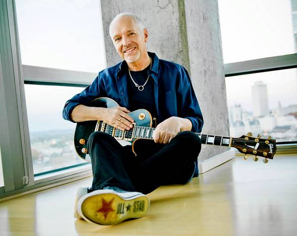 Peter Frampton headlines Frampton's Guitar Circus with BB King and Sonny Landreth Aug. 5 at Sands Steel Stage at Musikfest.