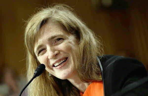 Before Samantha Power joined President Obama's election campaign, she was a journalist and a human rights advocate.
