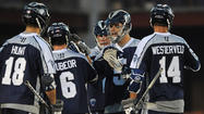 Bayhawks clinch MLL playoff berth with 12-8 win over Rochester Rattlers