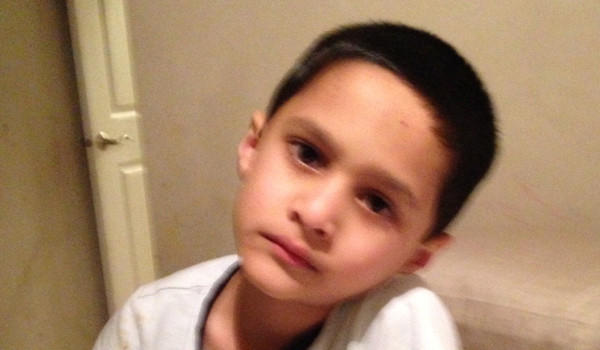 Amer Khan, age 6, died after going into a retention pond near his Naperville home this morning.