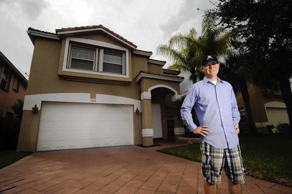 South Florida home sellers are in the envious position of having to sort through multiple offers. Mike Killi got a cash deal for $2,000 more than the asking price. The home is expected to close in mid-August.