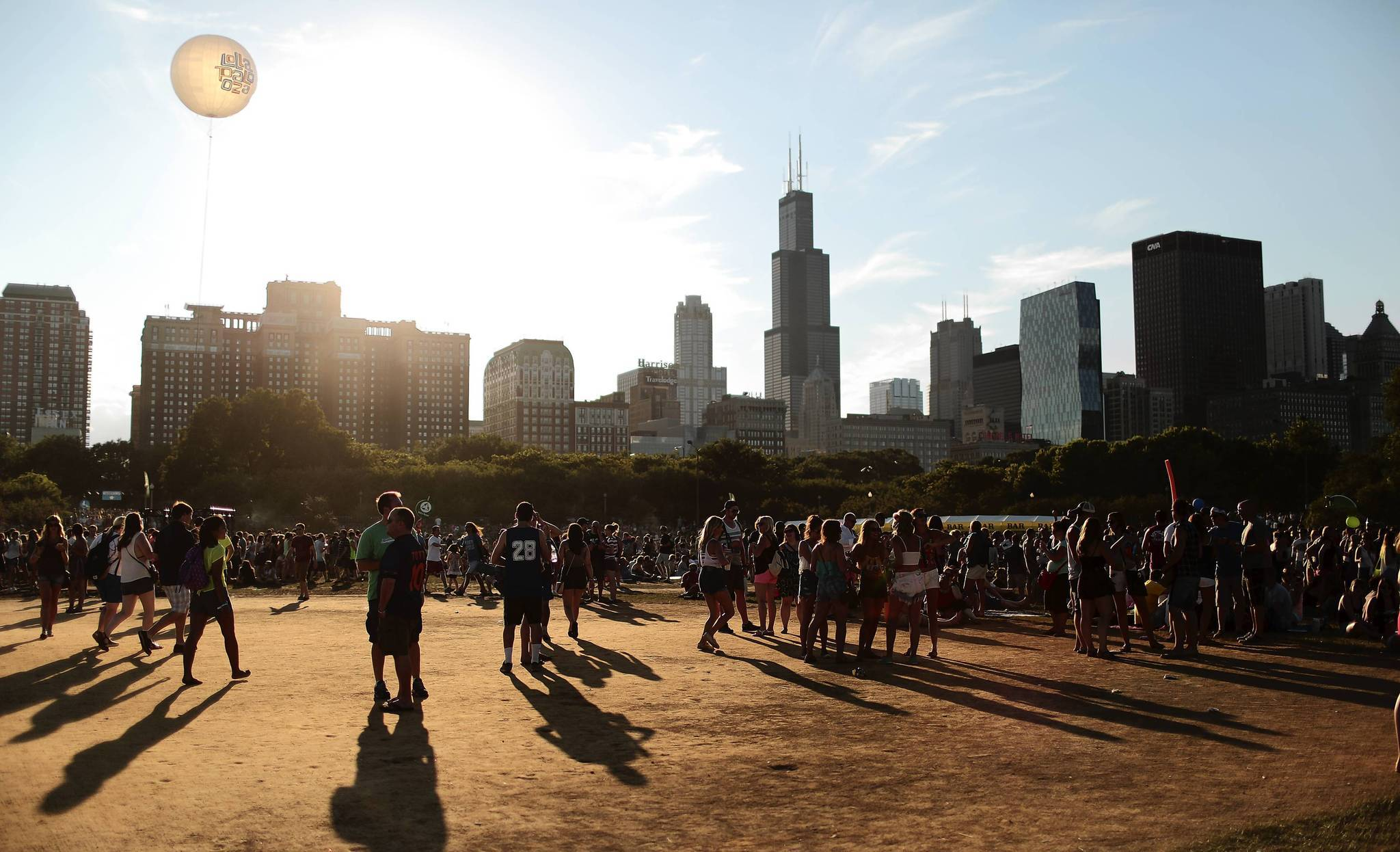 Photos: 2013 Lollapalooza Day Two - Lake Shore stage
