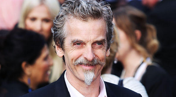 The BBC has unveiled Peter Capaldi as the 12th Doctor.