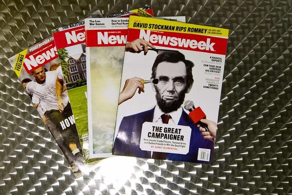 Newsweek, once a prominent print news magazine, has been sold to IBT Media for an undisclosed amount.