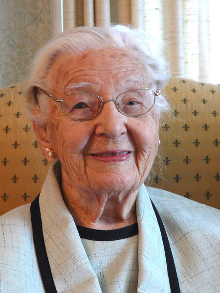 Marguerite E. Cyr