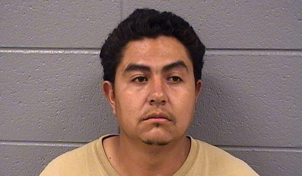 Juan Lara-Ramirez, 30, was arrested Friday after allegedly filming an 8-year-old girl at a Palatine Wal-Mart.