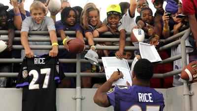 Ravens camp highlights: Aug. 4