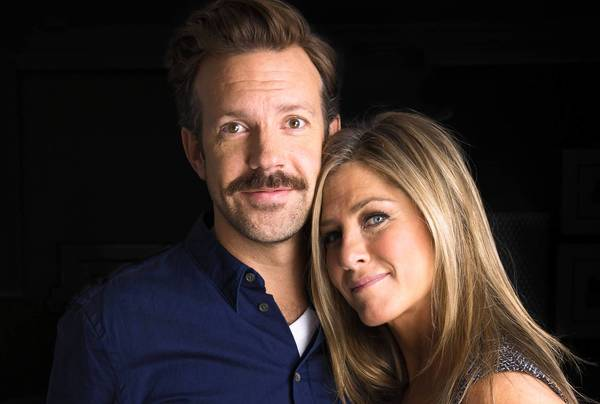 Jason Sudeikis, Jennifer Aniston