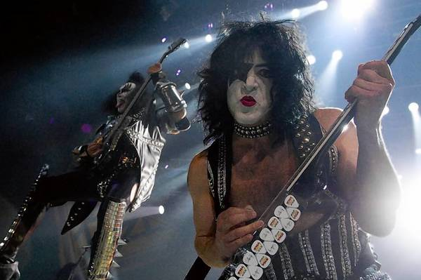 KISS performs at the Mohegan Sun Arena at 7:30 p.m Aug. 10; Black Sabbath at Mohegan Sun Aug. 8