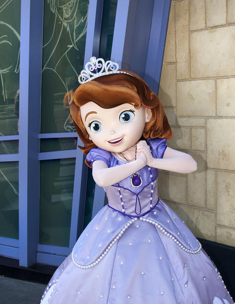 The star of Disney Junior's 'Sofia the First,' will meet guests at Disney's Hollywood Studios beginning Aug. 11.