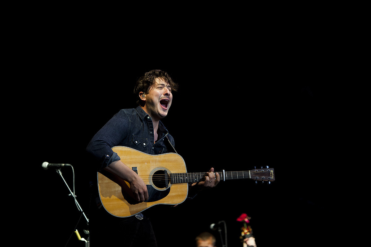 Photos: 2013 Lollapalooza Day Two - Mumford and Sons