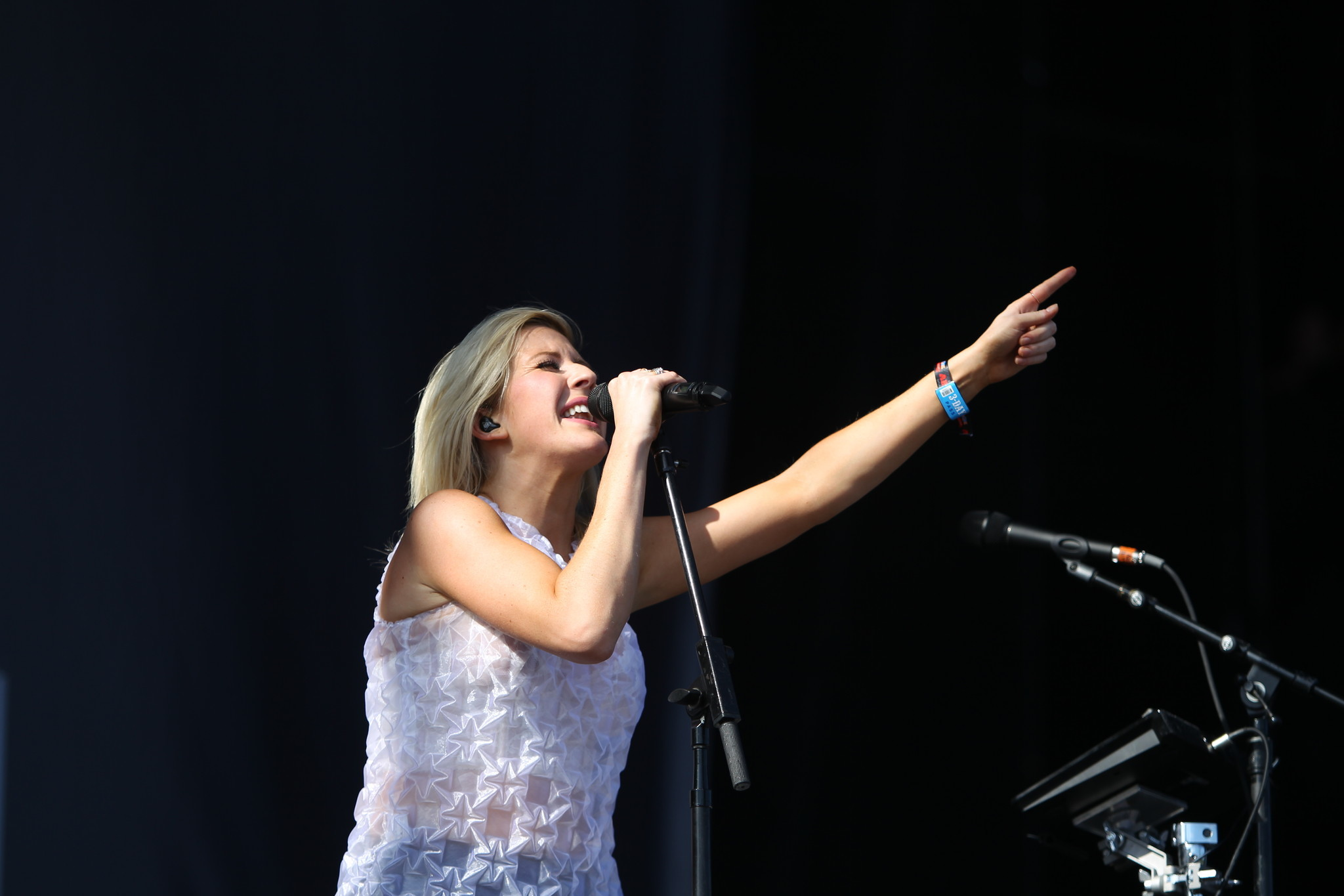 Photos: 2013 Lollapalooza Day Two - Ellie Goulding