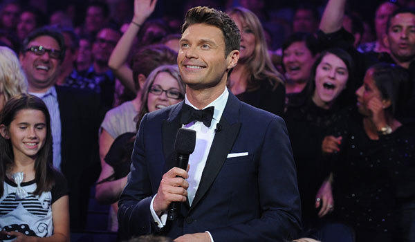 "Ryan Seacrest will host NBC's new game show, ""The Million Second Quiz."""
