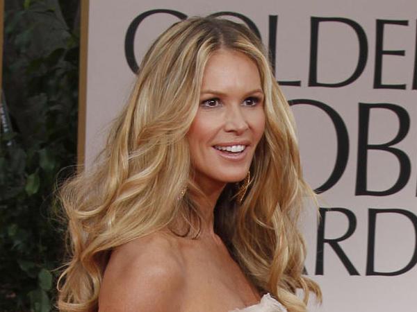 Supermodel Elle Macpherson married billionaire Jeffrey Soffer last month.