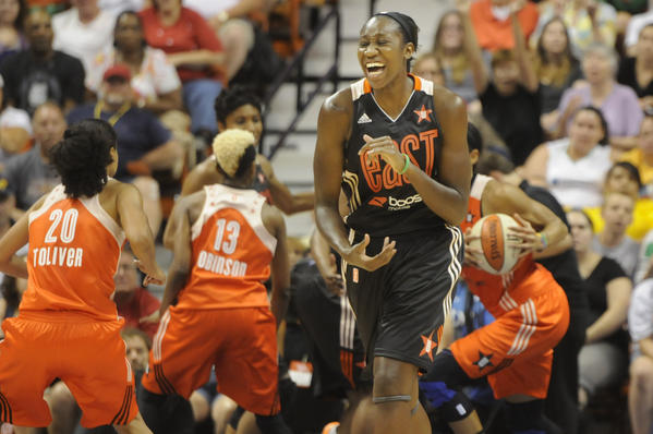 Tina Charles is making a name for herself in the WNBA with 76 career double-doubles.