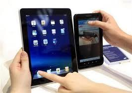 Tablet shipments slowed this spring, research firm IDC said Monday.