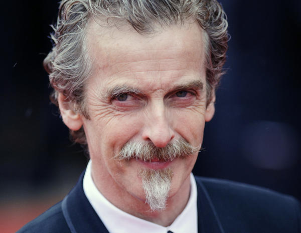 Glasgow-born actor and Oscar winner Peter Capaldi was tapped Sunday to be the next Doctor Who.