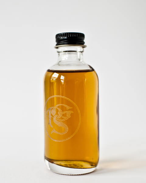 """Portland General Store's new Farmer's Cologne (60 ml, $110) is for men, but it is formulated to be """"aromatherapeutic and pleasing to cows and livestock."""""""