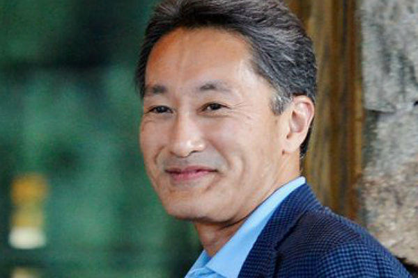 Sony CEO and President Kazuo Hirai