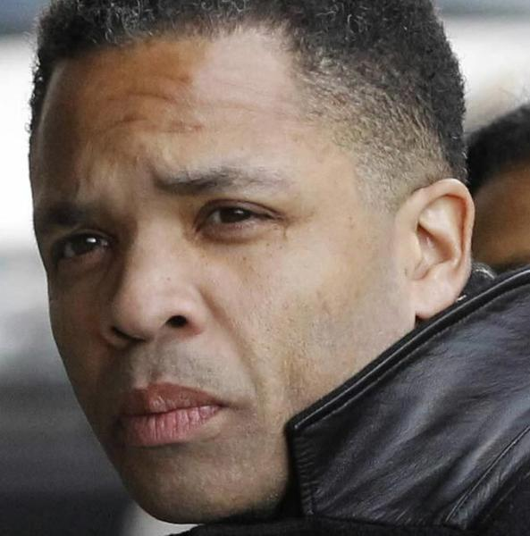 Jesse Jackson Jr. at a recent court hearing.