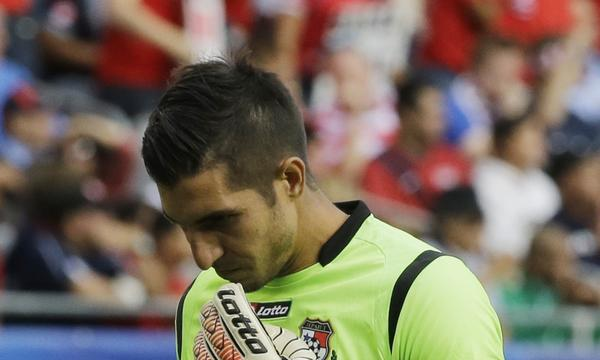 Jaime Penedo stood out for Panama during the team's Gold Cup run last month.