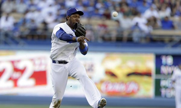 Dodgers shortstop Hanley Ramirez has played a key role in the team's march to the top of the NL West standings.